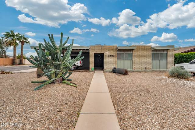 2301 W Aster Drive, Phoenix, AZ 85029 (MLS #6186432) :: Devor Real Estate Associates