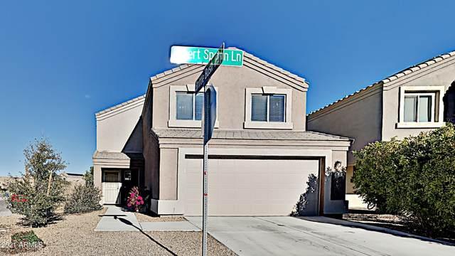 6032 E Desert Spoon Lane, Florence, AZ 85132 (MLS #6186442) :: Dave Fernandez Team | HomeSmart