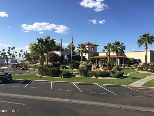 7750 E Broadway Road #174, Mesa, AZ 85208 (MLS #6186446) :: Scott Gaertner Group