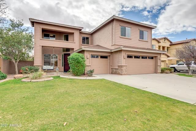 4065 E Linda Lane, Gilbert, AZ 85234 (MLS #6186458) :: Kepple Real Estate Group