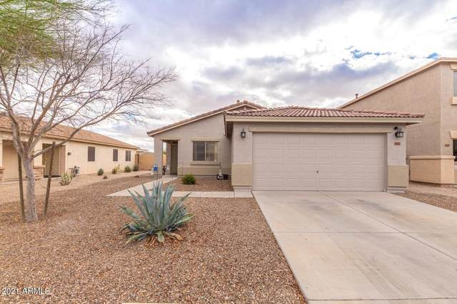 5821 E Flowing Spring, Florence, AZ 85132 (MLS #6186460) :: The Copa Team | The Maricopa Real Estate Company