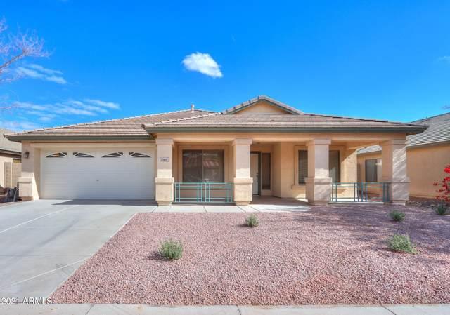 21601 N Van Loo Drive, Maricopa, AZ 85138 (MLS #6186463) :: Dave Fernandez Team | HomeSmart