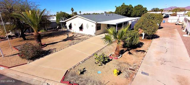 8654 E Dulciana Avenue, Mesa, AZ 85208 (MLS #6186472) :: Maison DeBlanc Real Estate