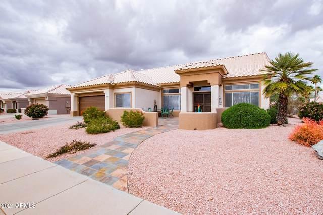 14612 W Colt Lane, Sun City West, AZ 85375 (MLS #6186485) :: Devor Real Estate Associates