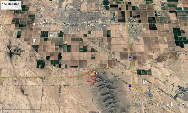 5000 S Barstow Avenue, Casa Grande, AZ 85122 (MLS #6186491) :: The W Group