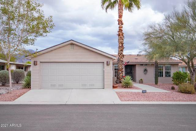 3301 S Goldfield Road #1002, Apache Junction, AZ 85119 (MLS #6186495) :: Maison DeBlanc Real Estate