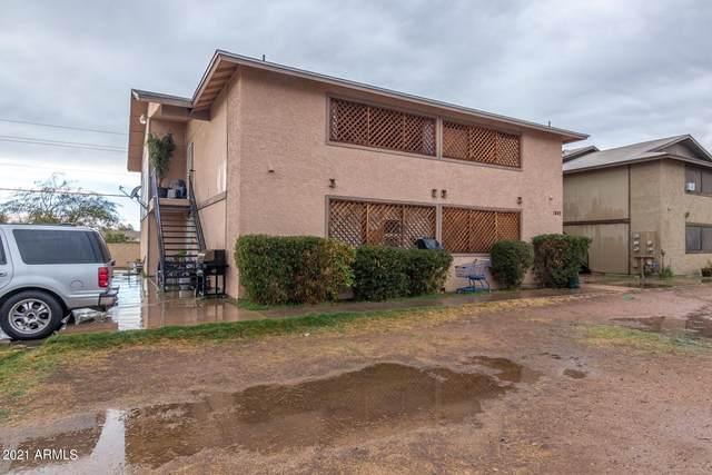 1842 N Spring Street, Mesa, AZ 85203 (MLS #6186496) :: The Copa Team | The Maricopa Real Estate Company