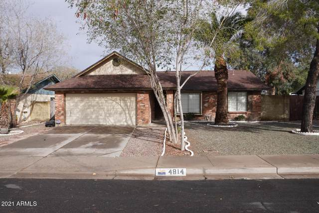 4814 E Elmwood Street, Mesa, AZ 85205 (MLS #6186503) :: The Copa Team | The Maricopa Real Estate Company