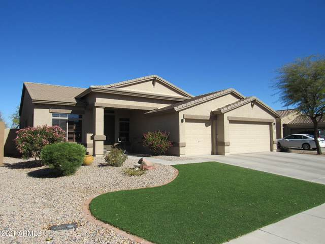 37746 W Olivo Street, Maricopa, AZ 85138 (MLS #6186512) :: The W Group