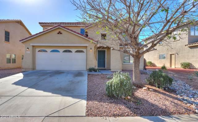 627 W Judi Street, Casa Grande, AZ 85122 (MLS #6186513) :: The W Group