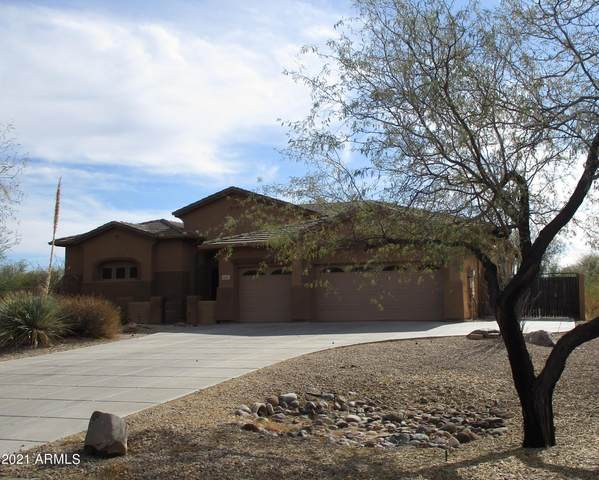3747 E Villa Cassandra Way, Cave Creek, AZ 85331 (MLS #6186526) :: The W Group