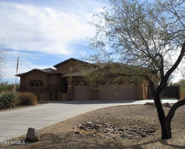 3747 E Villa Cassandra Way, Cave Creek, AZ 85331 (MLS #6186526) :: The Luna Team
