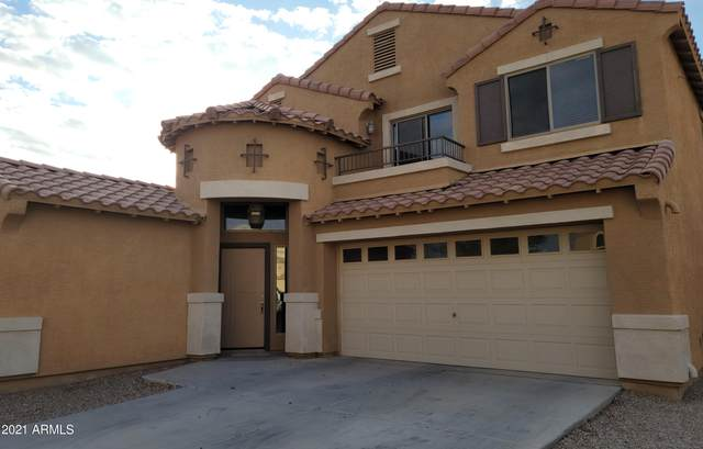 40437 W Robbins Drive, Maricopa, AZ 85138 (MLS #6186538) :: The W Group