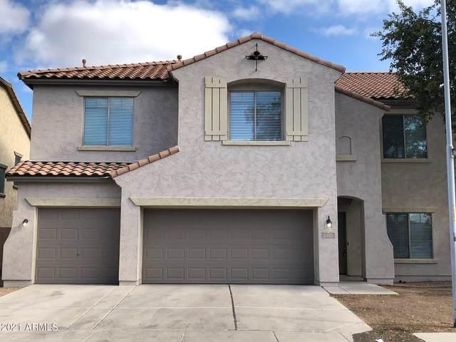 2203 N 94TH Avenue, Phoenix, AZ 85037 (MLS #6186539) :: The W Group