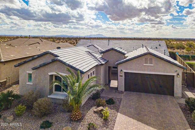 5843 W Victory Court, Florence, AZ 85132 (MLS #6186552) :: Maison DeBlanc Real Estate