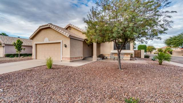 16802 S 29TH Place, Phoenix, AZ 85048 (MLS #6186555) :: Devor Real Estate Associates