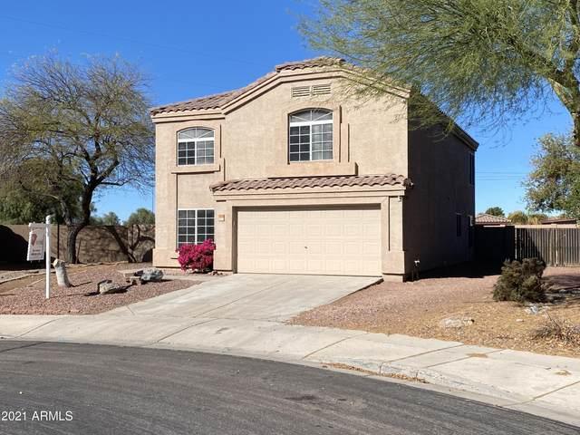 10228 E Diamond Avenue, Mesa, AZ 85208 (MLS #6186580) :: The Carin Nguyen Team
