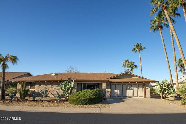 13235 W Mesa Verde Drive, Sun City West, AZ 85375 (MLS #6186583) :: Yost Realty Group at RE/MAX Casa Grande