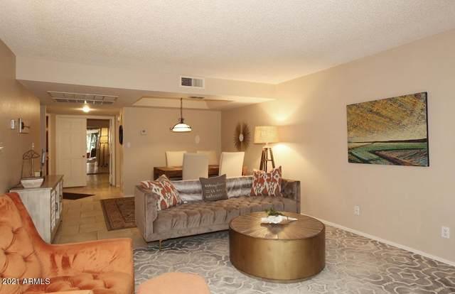 9125 E Purdue Avenue #113, Scottsdale, AZ 85258 (MLS #6186593) :: The Carin Nguyen Team