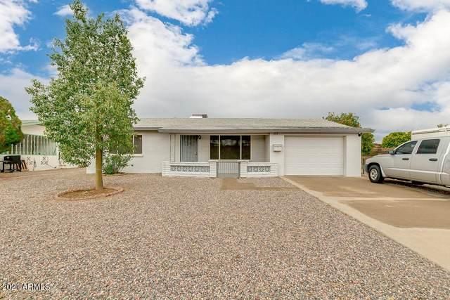 152 N 63RD Street, Mesa, AZ 85205 (MLS #6186673) :: Yost Realty Group at RE/MAX Casa Grande