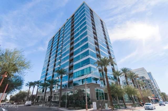 1 E Lexington Avenue #310, Phoenix, AZ 85012 (MLS #6186702) :: The Ethridge Team