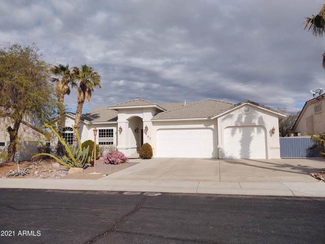 2909 Desert Vista Drive, Bullhead City, AZ 86429 (MLS #6186706) :: Yost Realty Group at RE/MAX Casa Grande