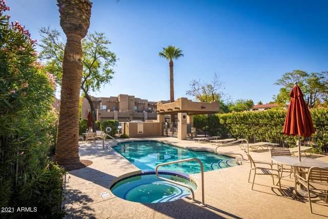 7021 E Earll Drive #208, Scottsdale, AZ 85251 (MLS #6186708) :: The Daniel Montez Real Estate Group