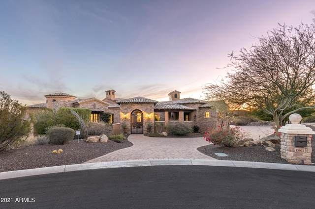 13027 E Saddlehorn Trail, Scottsdale, AZ 85259 (MLS #6186751) :: Howe Realty