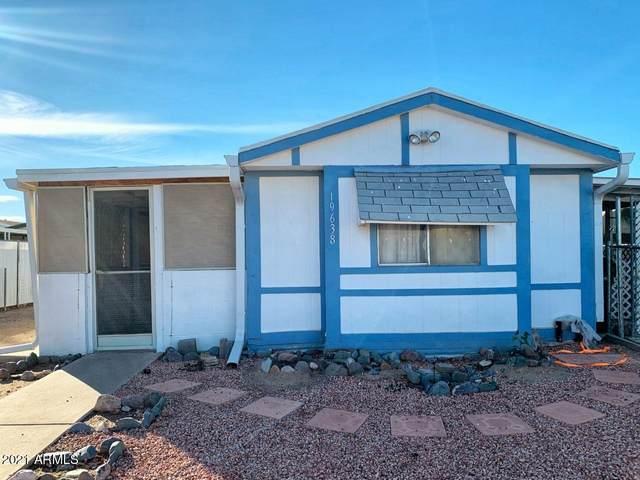 19638 N 26TH Street, Phoenix, AZ 85050 (MLS #6186754) :: Long Realty West Valley