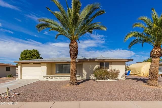 5854 E Des Moines Street, Mesa, AZ 85205 (MLS #6186841) :: Lucido Agency