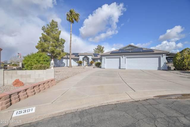 15301 S Bentley Place, Arizona City, AZ 85123 (MLS #6186844) :: Yost Realty Group at RE/MAX Casa Grande