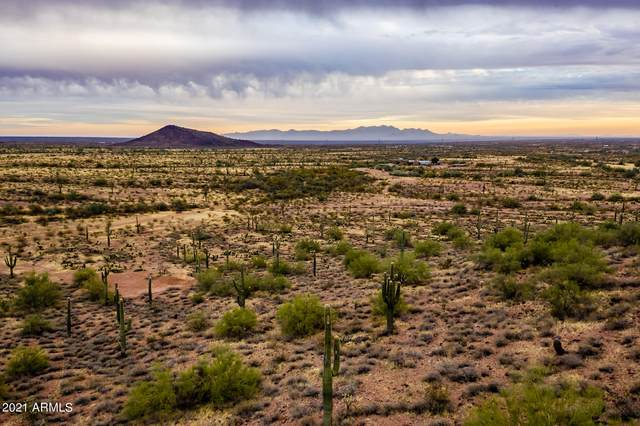 0 W Restin Road, Wittmann, AZ 85361 (MLS #6186870) :: The Property Partners at eXp Realty