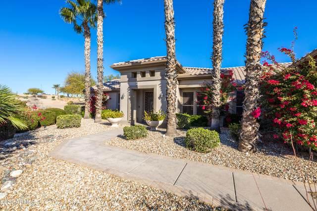 20198 N Horse Trail Drive, Surprise, AZ 85374 (MLS #6186879) :: Yost Realty Group at RE/MAX Casa Grande