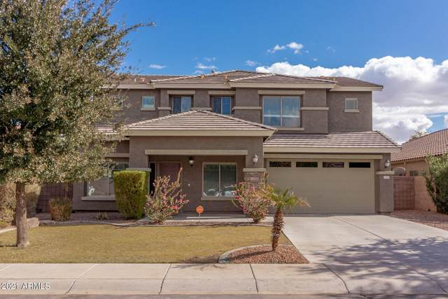 21947 N Gibson Drive, Maricopa, AZ 85139 (MLS #6186889) :: Yost Realty Group at RE/MAX Casa Grande