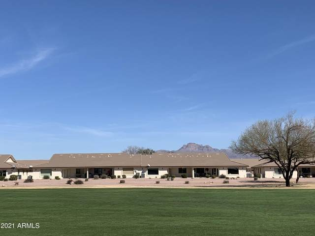 11250 E Kilarea Avenue #229, Mesa, AZ 85209 (MLS #6186959) :: Yost Realty Group at RE/MAX Casa Grande