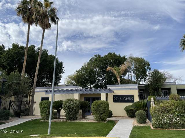 740 W Elm Street #230, Phoenix, AZ 85013 (MLS #6187007) :: The Laughton Team