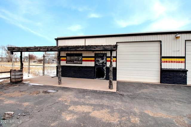 1753 S Main Street, Snowflake, AZ 85937 (MLS #6187081) :: The Laughton Team