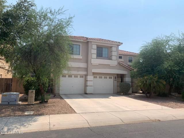 4221 E Winged Foot Place, Chandler, AZ 85249 (MLS #6187114) :: Yost Realty Group at RE/MAX Casa Grande