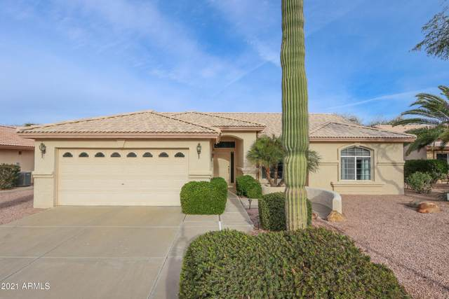 9030 E Crystal Drive, Sun Lakes, AZ 85248 (MLS #6187131) :: Yost Realty Group at RE/MAX Casa Grande