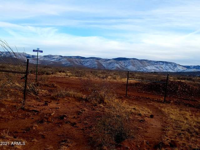 Lot 16 E Windmill Road, Tombstone, AZ 85638 (MLS #6187176) :: TIBBS Realty