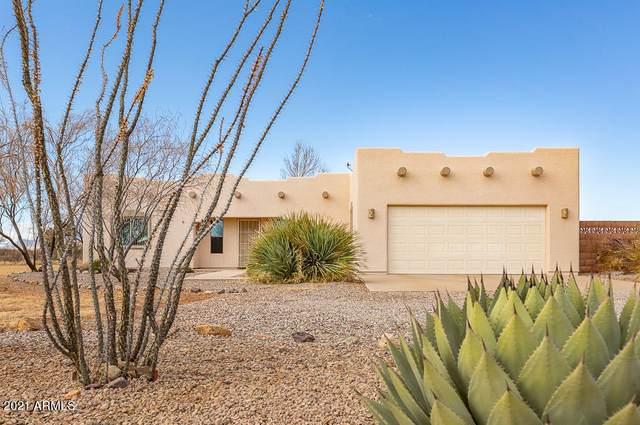 8484 S Coyote Song Lane, Hereford, AZ 85615 (MLS #6187202) :: Yost Realty Group at RE/MAX Casa Grande