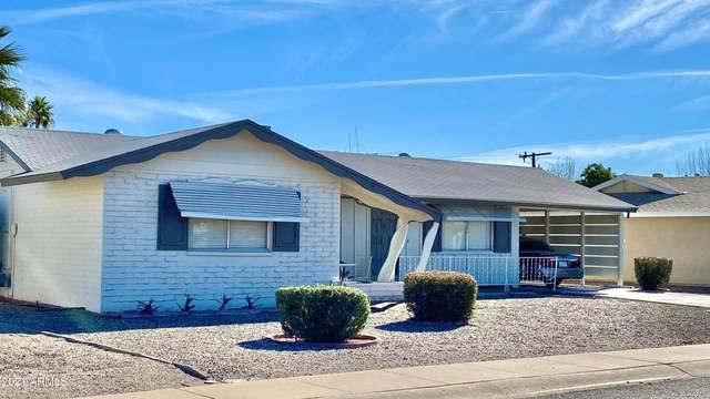 11817 N Desert Hills Drive W, Sun City, AZ 85351 (MLS #6187211) :: Yost Realty Group at RE/MAX Casa Grande