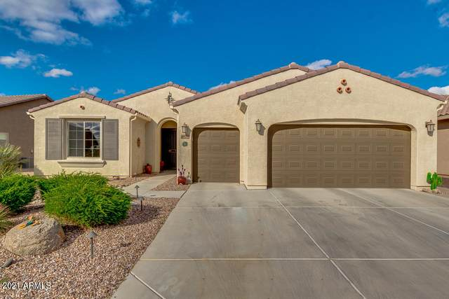 4878 W Picacho Drive, Eloy, AZ 85131 (MLS #6187221) :: Long Realty West Valley