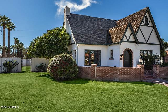 1101 W Palm Lane, Phoenix, AZ 85007 (MLS #6187284) :: The Copa Team | The Maricopa Real Estate Company