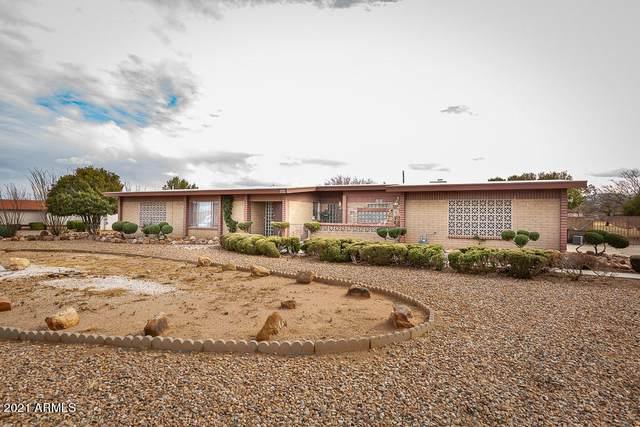 3616 E Choctaw Drive, Sierra Vista, AZ 85650 (MLS #6187307) :: Midland Real Estate Alliance