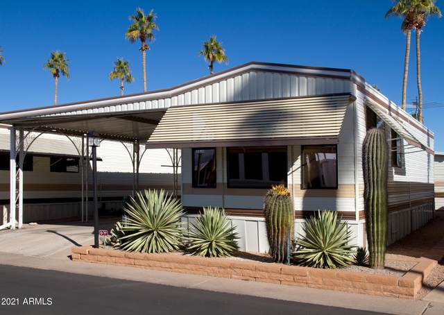 4860 E Main Street D77, Mesa, AZ 85205 (MLS #6187334) :: Long Realty West Valley