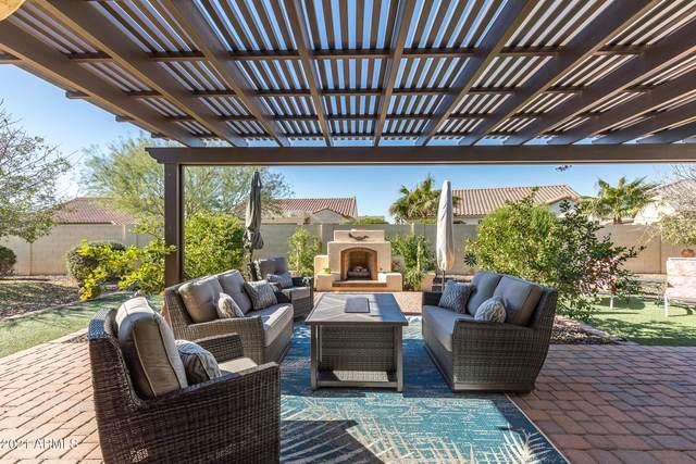3468 N 163RD Drive, Goodyear, AZ 85395 (MLS #6187340) :: Yost Realty Group at RE/MAX Casa Grande