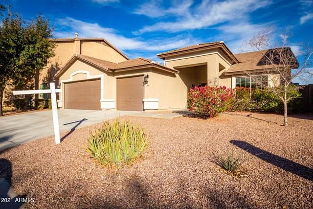 7003 S 58TH Avenue, Laveen, AZ 85339 (MLS #6187359) :: Yost Realty Group at RE/MAX Casa Grande