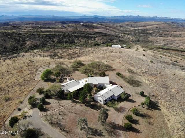 35 Camino Los Vientos, Patagonia, AZ 85624 (MLS #6187374) :: Yost Realty Group at RE/MAX Casa Grande