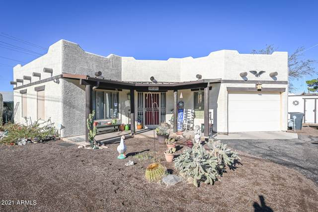 19320 E Gregory Street, Black Canyon City, AZ 85324 (MLS #6187508) :: Devor Real Estate Associates